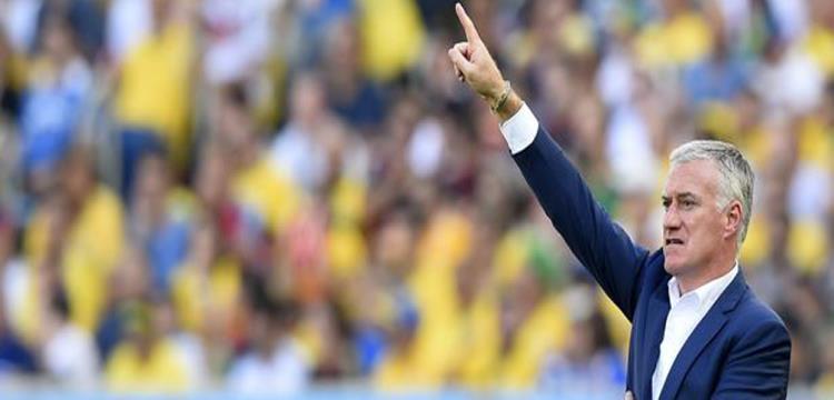 ديشامب، مدرب فرنسا، يورو