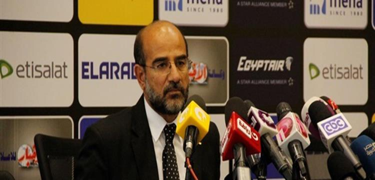 عامر حسين: الأمن وافق على حضور 5 آلاف مشجع لنهائي الكأس