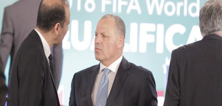 أبو ريدة: لم أتحالف لمنح قطر حق مونديال 2022