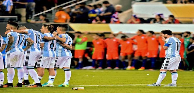 ميسي على رأس قائمة الأرجنتين أمام أوروجواي وفنزويلا في تصفيات المونديال