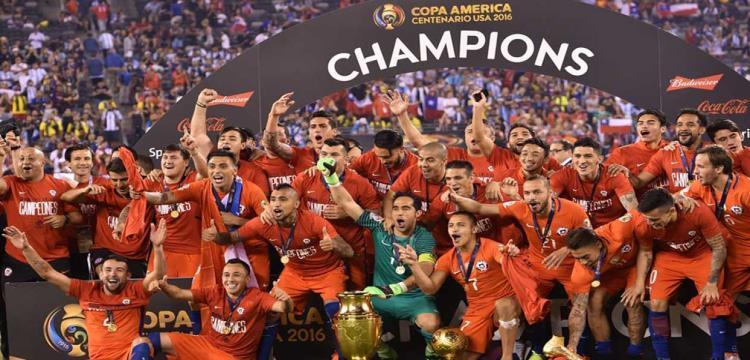 يويفا يوافق على إقامة مباراة بين بطل يورو 2016 ومنتخب تشيلي