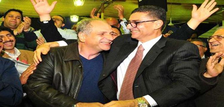 محمود طاهر ومحمد عبدالوهاب