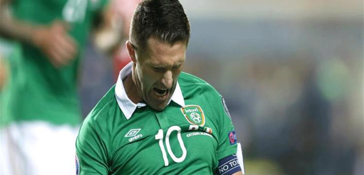 روبي كين يسدل الستار على مسيرته مع منتخب جمهورية أيرلندا