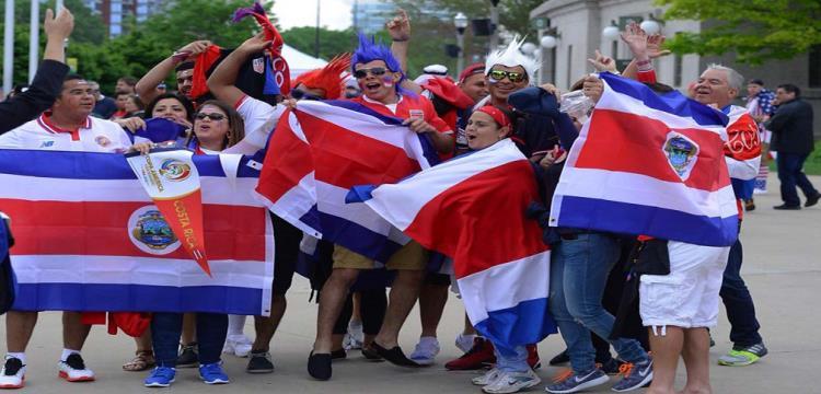 كوستاريكا تواجه بلجيكا وديا استعدادا للمونديال