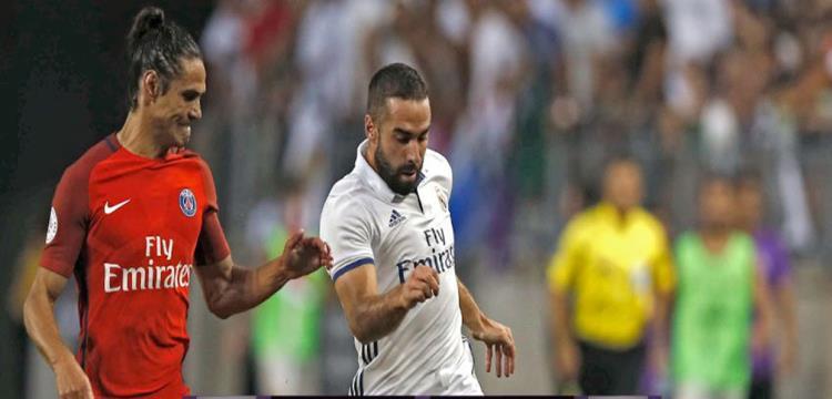ريال مدريد يسقط أمام باريس بالكأس الدولية للأبطال
