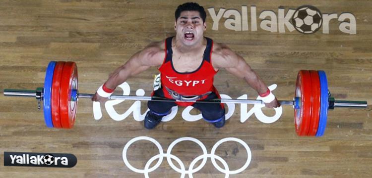 رفع أثقال.. محمد إيهاب يتوج بذهبية منافسات الخطف في بطولة العالم