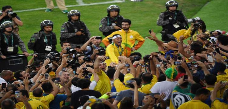 منتخب البرازيل يتخلى عن معبد كرة القدم بسبب فضائح الفساد
