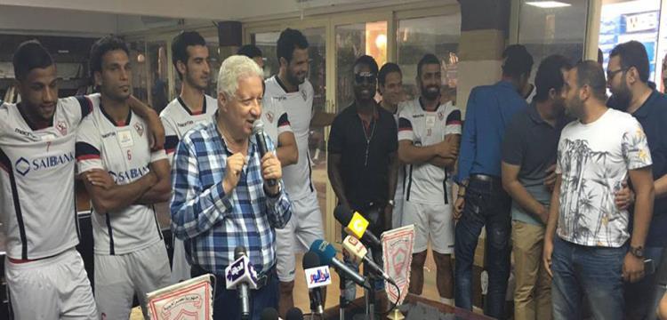 مرتضى منصور: المدرب الأجنبي يختار بين 3 دول لاستضافة معسكر الزمالك