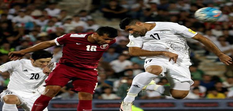 إيران تُسقط قطر وتنعش حظوظها في التأهل لمونديال روسيا