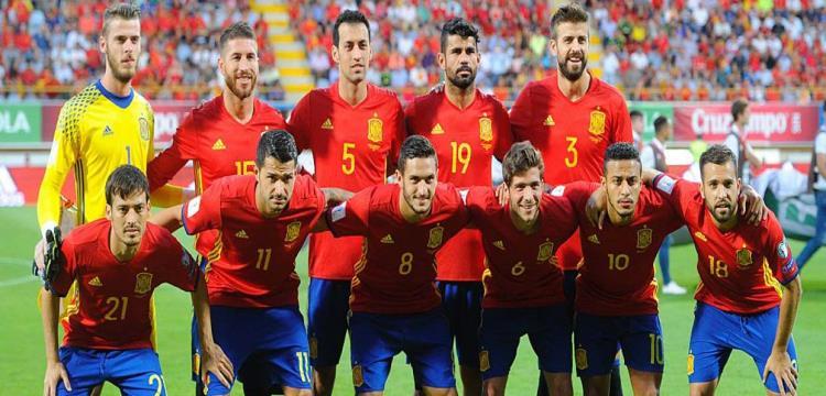 موراتا ينقذ إسبانيا من الخسارة الأولى مع لوبيتيجي بتعادل قاتل أمام كولومبيا