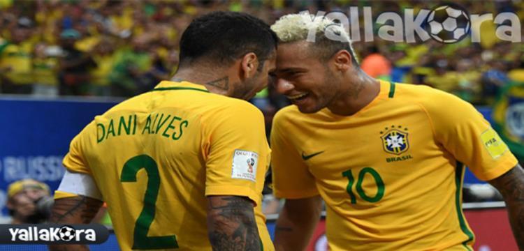 البرازيل نيمار الفيس