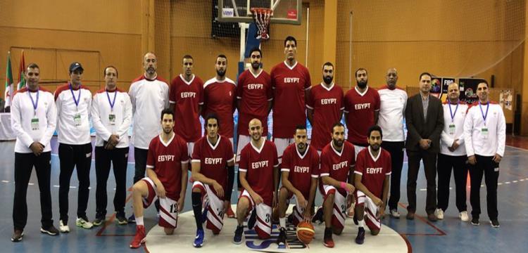 كرة سلة - مصر