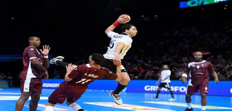 كرة اليد.. قطر تودع.. فشلت في الاستفاقة أمام سلوفينيا وخرجت من المونديال