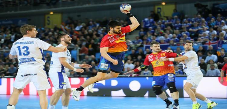 كرة يد - اسبانيا