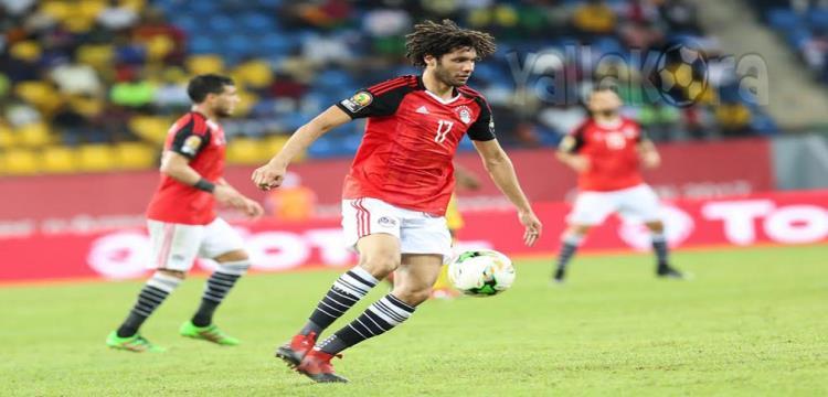 محمد النني، مصر
