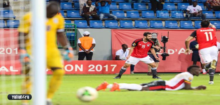 السعيد مصر اوغندا