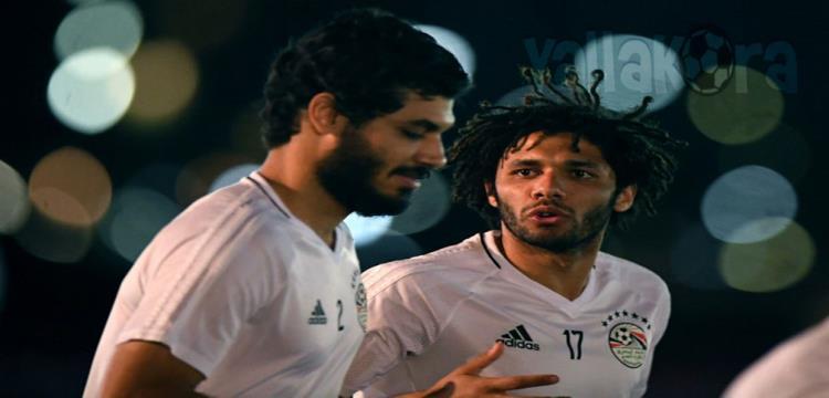 النني للجماهير المصرية: هتافاتكم لم تغب عن بالنا