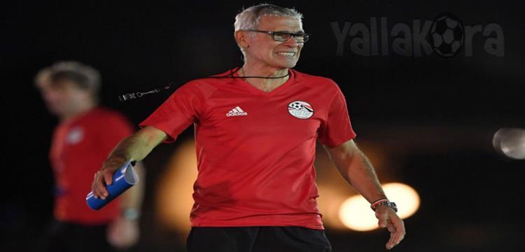 سويلم: كوبر لم يحدد منافس مصر في ودية مارس