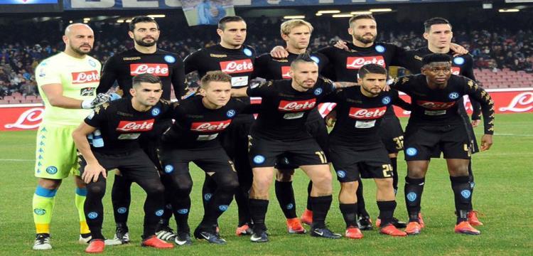 نابولي أول المتأهلين لنصف نهائي كأس إيطاليا