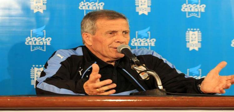 مدرب أوروجواي: مواجهة مصر صعبة للغاية.. صلاح نجم.. وكوبر رائع