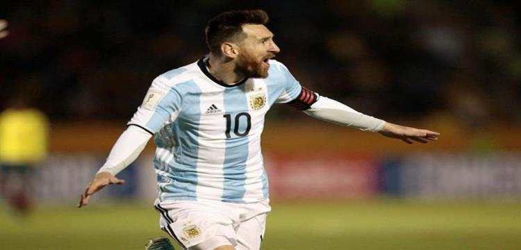 ميسي يثق في حظوظ الأرجنتين في الفوز بالمونديال