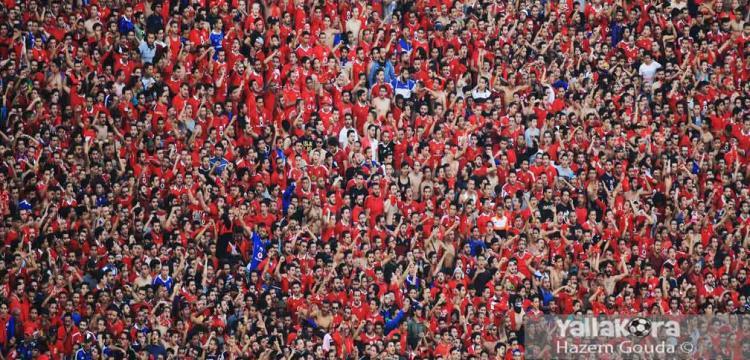 اتحاد الكرة: 2000 مشجع للأهلي والداخلية في كأس مصر