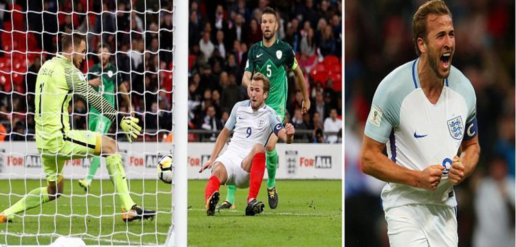 هاري كين ، هارى كين ، انجلترا