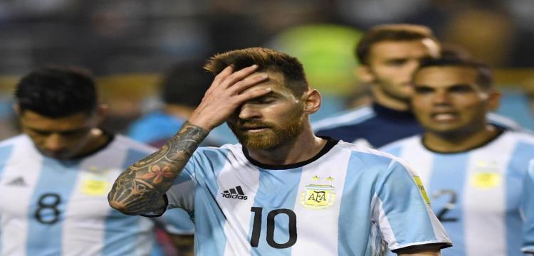 ميسي يغيب عن الأرجنتين في الدورة الرباعية بالسعودية