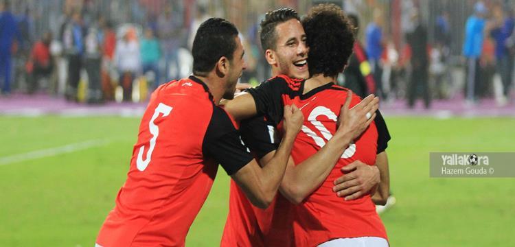محمد صلاح ، منتخب مصر