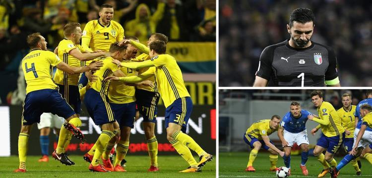 السويد وإيطاليا