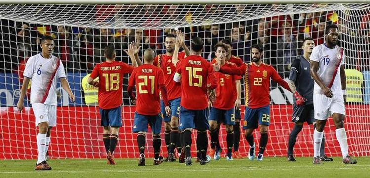 مدرب أسبانيا: انتظر منافسا قويا في مجموعتنا بالمونديال