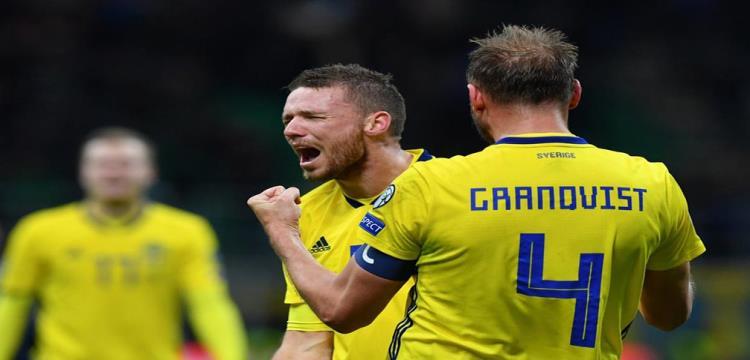 السويد تعلن عن قائمة تضم 23 لاعبا للمشاركة في المونديال