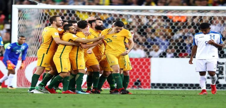 مدرب أستراليا يستدعي مكلارين ضمن قائمته الأولية لمونديال روسيا 2018