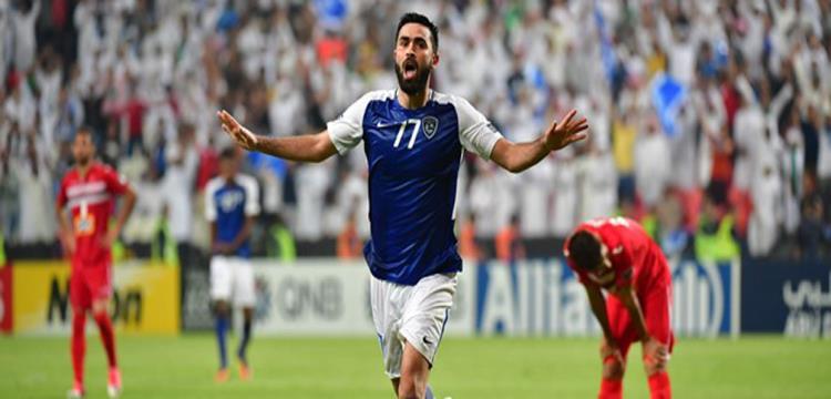 خربين: ترشيحي لجائزة أفضل لاعب في آسيا يتوج موسمي الناجح