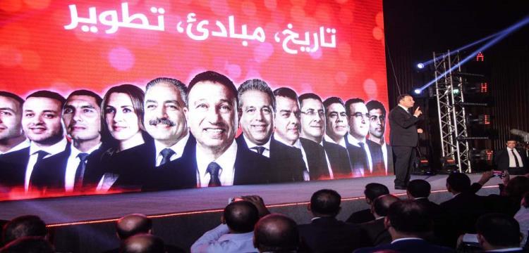 العامري يتحدث عن.. شعار قائمة الخطيب ودعم طاهر والتنازل عن رئاسة الأهلي