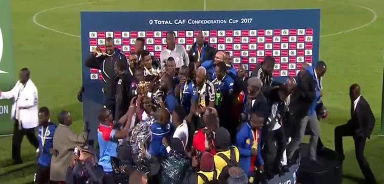 تقرير .. مازيمبي يُعادل رقم الزمالك في التتويجات الأفريقية بعد الفوز بالكونفيدرالية