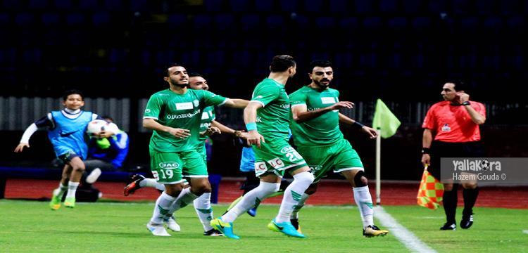 الاتحاد السكندري يمطر شباك السالمية ويعتلي صدارة البطولة العربية