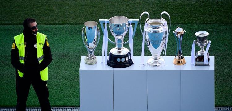 ألقاب ريال مدريد