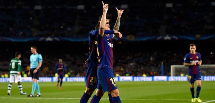 يوفنتوس يلحق ببرشلونة إلى دور الـ16 بالأبطال.. ولشبونة لليوروباليج