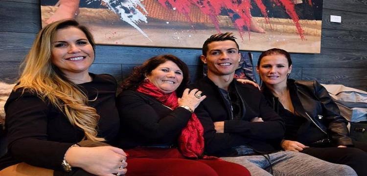 عائلة رونالدو