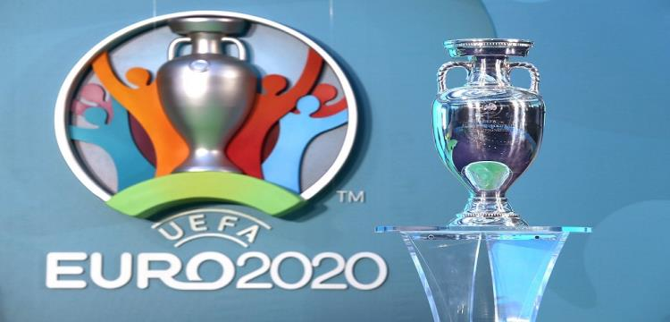 """""""يويفا"""" يعلن مواعيد مباريات أمم أوروبا 2020"""