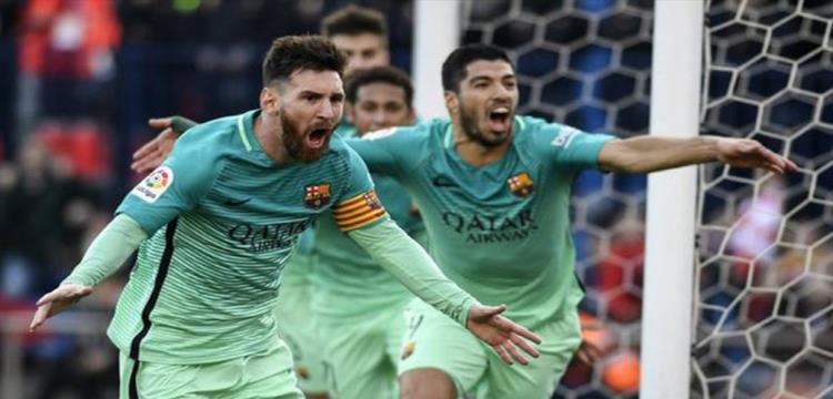 تقرير بالفيديو.. ميسي ينقذ برشلونة