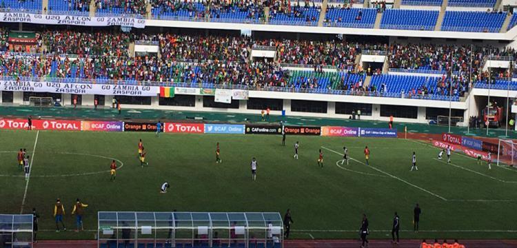 """فيديو.. منتخب الشباب ينجو من غينيا بنقطة """"غير مريحة"""" في مشوار كأس العالم"""