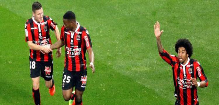 نيس يبتعد عن منافسة باريس وموناكو على صدارة الدوري بتعادل مع تولوز