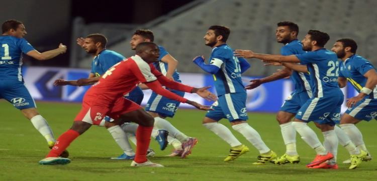سموحة يخسر أول مبارياته بمجموعات الكونفيدرالية أمام زيسكو .. وغضب تجاه الحكم