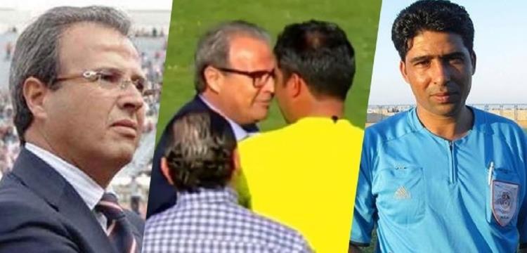 ملاحقات قضائية لرئيس الصفاقسي بسبب سقطة أخلاقية