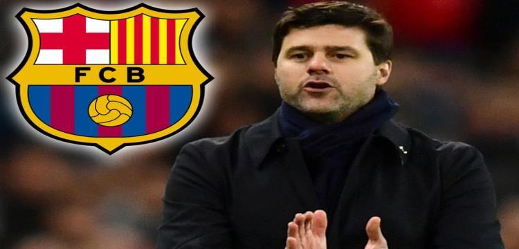 تقارير: رئيس برشلونة يجتمع بمدرب توتنهام في إسبانيا