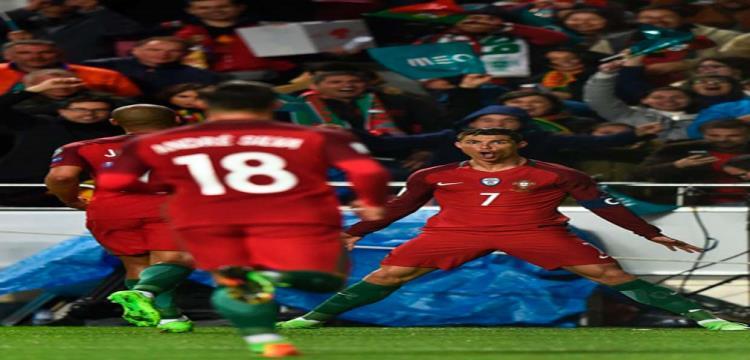 بالفيديو.. كريستيانو يقود البرتغال لمواصلة ملاحقة سويسرا بثلاثية في المجر