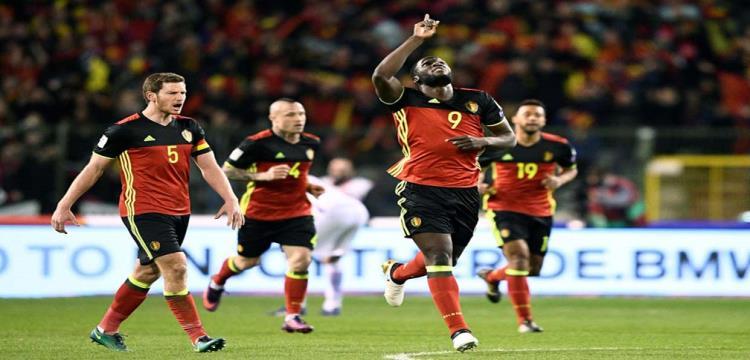بالفيديو.. هدف قاتل يقود بلجيكا للتعادل مع اليونان في تصفيات اوروبا للمونديال