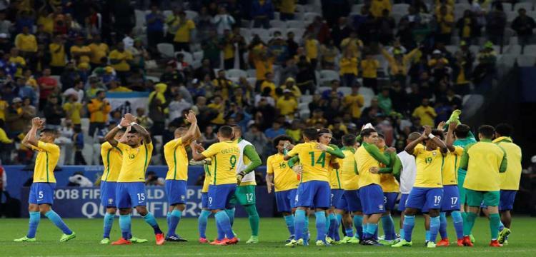 البرازيل تستضيف الإكوادور بملعب أرينا دو جريميو في تصفيات مونديال 2018